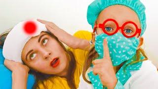 مايا وماري - أغنية الأطفال -  زيارة الدكتور    Kids Song