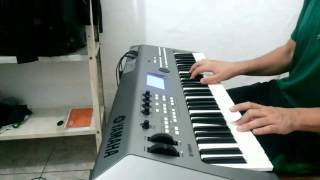 Ensiferum - Treacherous Gods (Keyboard Cover)