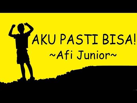 Afi Junior - Aku Bisa