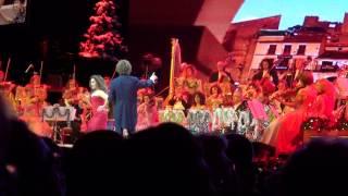 Habanera - André Rieu, Carmen Monarcha en JSO - Ahoy Rotterdam 22-12-2012