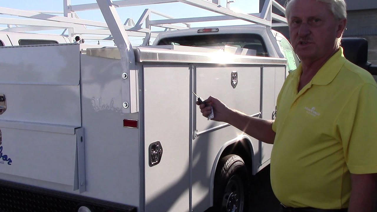 Yuba City Ford >> Cargo Bed Enclosure or Roll Top Is Perfect Addition To