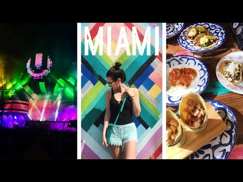 MIAMI ULTRA MUSIC FESTIVAL VLOG | QUEENSHIRIN