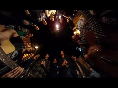 EXCLUSIVE - Unwritten Law - 360 Acoustic Session (360 Video)