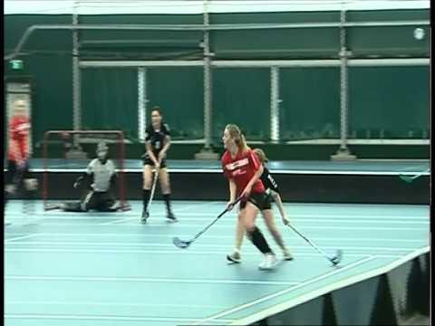 Canberra Floorball Open - WIN Media - 12 October 2011