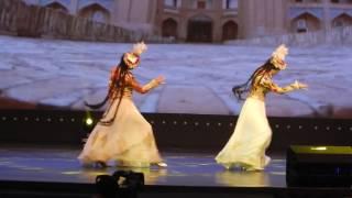 Lazgi Xorezm dance - Uzbekistan
