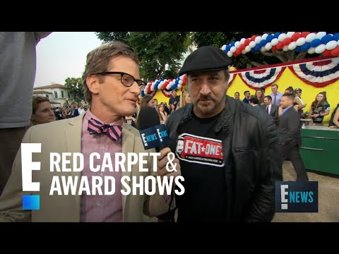 Joey Fatone Talks Secret 'N Sync Party | E! Live from the Red Carpet