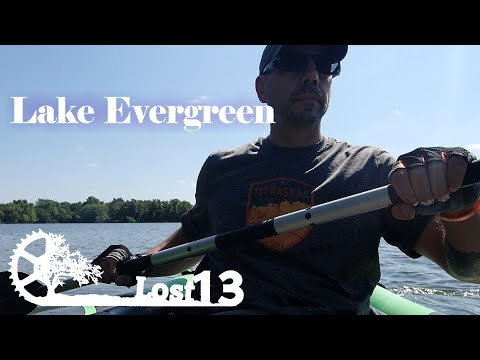 Lake Evergreen, Comlara Park