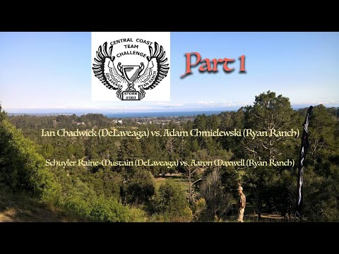 2016 Central Coast Team Challenge Part 1