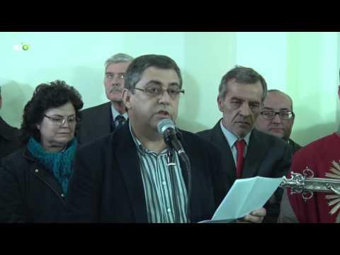 Inauguração do Lar Padre Joaquim Pacheco em Cepelos