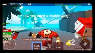 How to get strength faster in Roblox boxing simulator 2