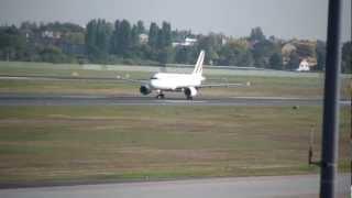 STARTABBRUCH?????????  Start demolition???  Eine Air France A319 bricht den Start ab!!!!!!!  2.Video