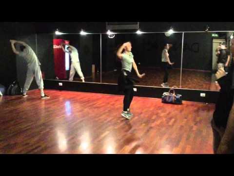 Latin Technique & Styling Samba, DanceAct