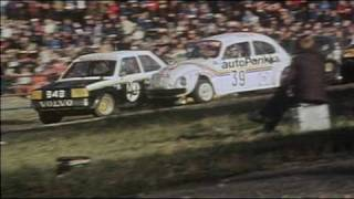 Volvo Cars In Motor Sport: New And Historical Racing Footage