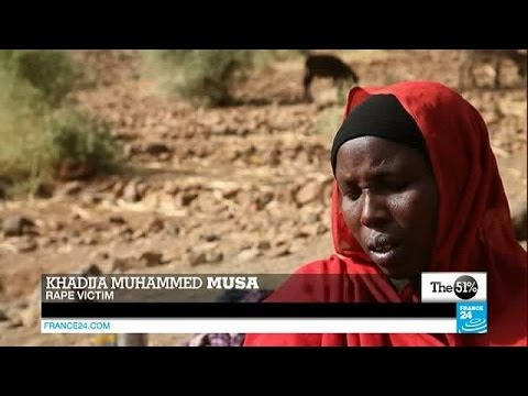 Tales of horror: Allegations of mass rape in Darfur