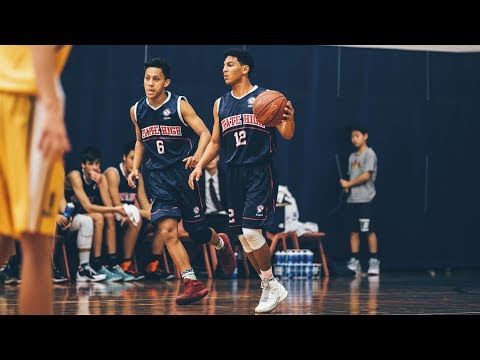 Isiah Edwards, 2016 GPS & QLD All Schools Basketball Season Highlights
