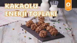Kakaolu Enerji Topları Tarifi - Onedio Yemek - Tatlı Tarifleri