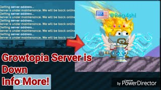 Growtopia - SERVER IS UNDER MAINTENANCE! + MORE INFO! Ft. Mods