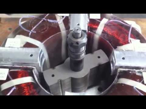 Q.E.G. Italia - La costruzione meccanica è completa