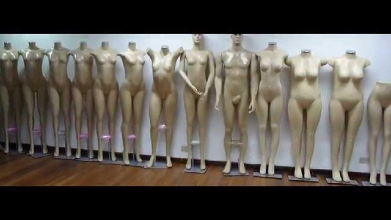 5b3396f98 Manequins E EXPOSITORES PARA LOJAS - YouTube