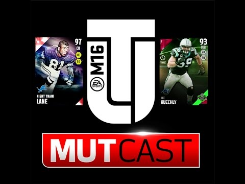 """#2 - The MUT Cast: """"All Aboard the Night Train!"""""""