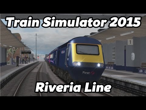 Train Simulator 2015: Riviera Line with BR Class 43