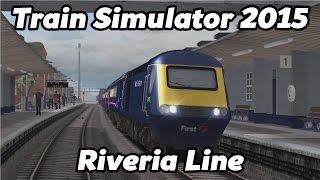 Train Simulator 2015: Riviera Line with BR Class 43