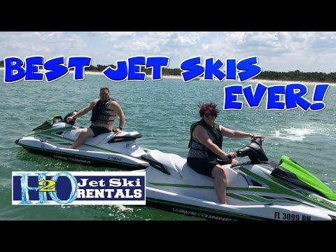 Clearwater Beach, FL - H20 Jet Ski Rentals