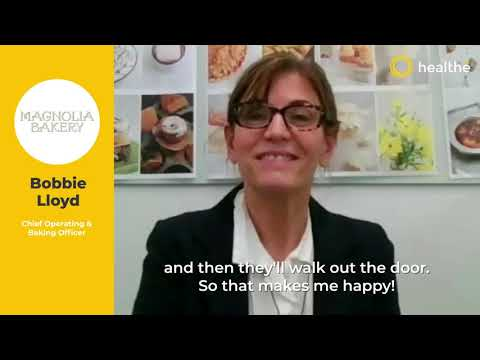Testimonial - Bobbie Lloyd, Chief Operating & Baking Officer at Magnolia Bakery