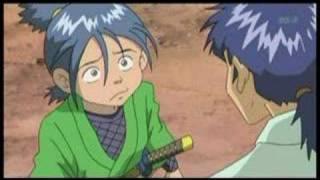 MUSASHI episode13 digest.