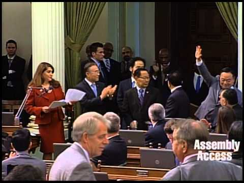 State Assembly Marks Korean-American Day
