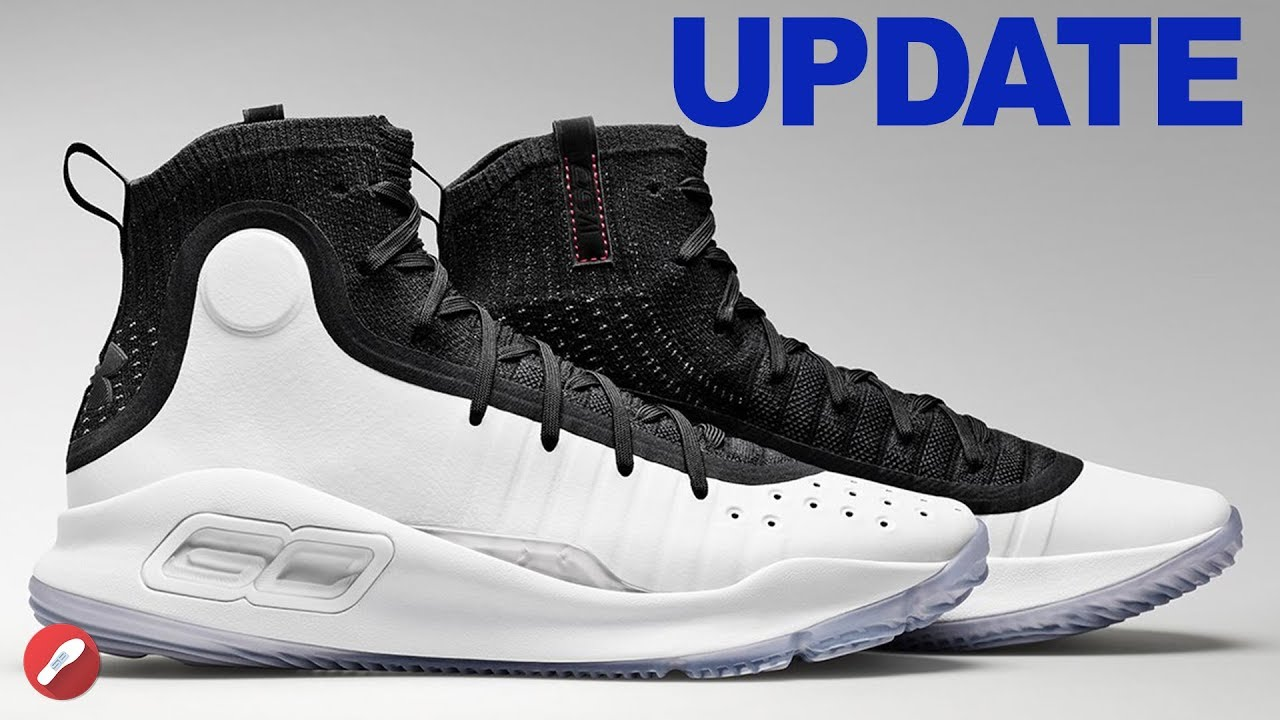 Under Armour Curry 4 Review Update! Don's Thoughts