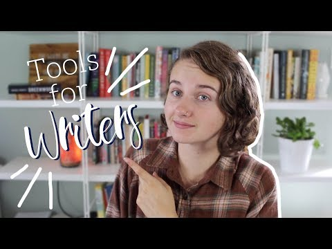 My Favourite Writing Tools | Time Management, Outlining, Word Choice