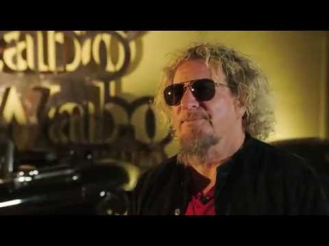 Take Tour Of Sammy Hagars Car Collection