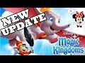 DUMBO NEW UPDATE + LAND! Disney Magic Kingdoms