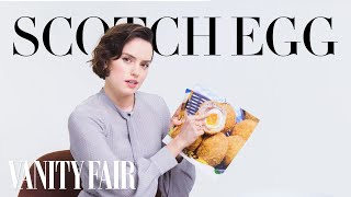 Daisy Ridley Explains A Typical British Day | Vanity Fair Video