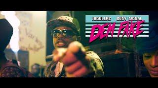 Busy Signal, Jugglerz - Dem Fake [Official Video]
