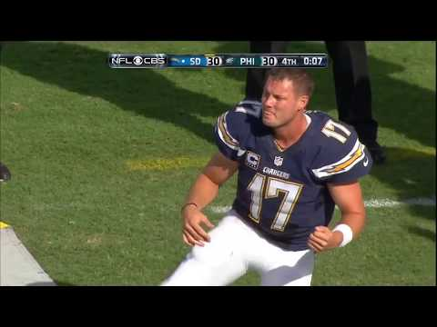 Philip Rivers - Game Winning Drives - Part 2