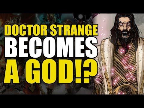Dr. Strange Becomes GodFights God of Death