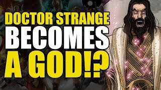 Dr. Strange Becomes God/Fights God of Death