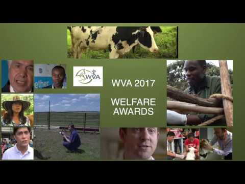 WVA Animal Welfare Awards 2017 Overview