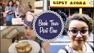 Book Tour: Part One!