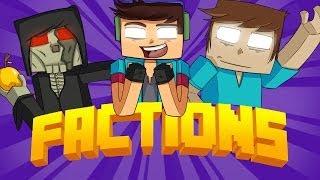 GOT RAIDED! Minecraft FACTION Let's Play w/NoahCraftFTW #96