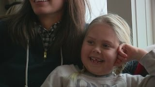Brain Tumor Can't Keep Young Gymnast From Shining