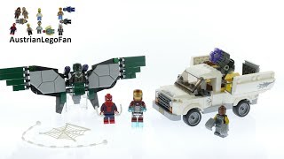 Lego Super Heroes 76083 Beware the Vulture - Lego Speed Build Review