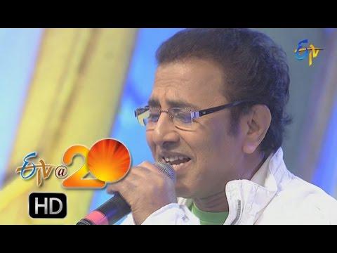 Vandemataram Srinivas,Geetha Performance - Ranu Ranu Antune Song in Nizamabad ETV @ 20 Celebrations