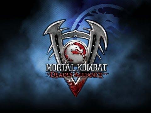 Mortal Kombat: Deadly Alliance - All Endings (HD)