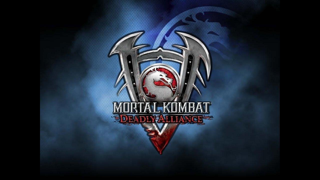Mortal Kombat Deadly Alliance All Endings Hd Youtube