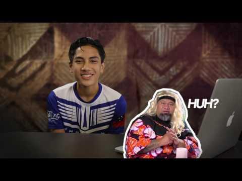 Polynesian Kids react to MAUI in Disney
