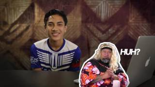 Polynesian Kids react to MAUI in Disney