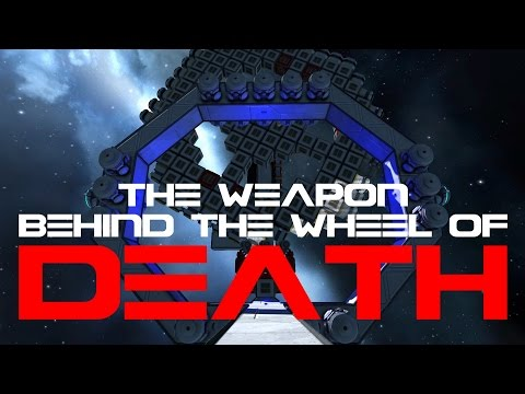 Space Engineers: The Weapon Behind The Wheel of Death